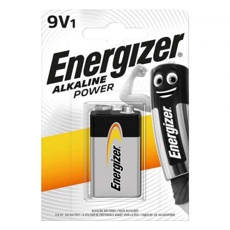 ładowarki 4 alibiuro.pl Bateria ENERGIZER Alkaline Power E 6LR61 9V 93