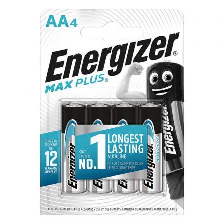 ładowarki 4 alibiuro.pl Bateria ENERGIZER Max Plus AA LR6 1 5V 4szt. 57