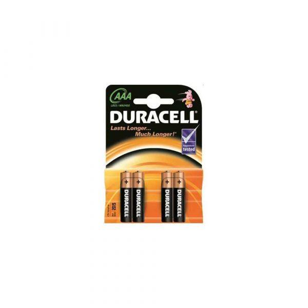 ładowarki do akumulatorów 1 alibiuro.pl Bateria LR03 Duracell C B AAA MN2400 41