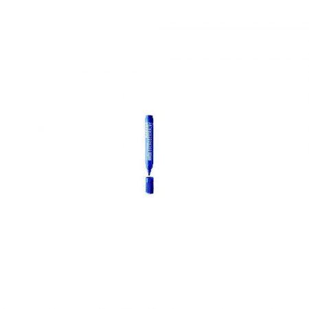 akcesoria biurowe 1 alibiuro.pl 3160 Marker suchościeralny okrągła końcówka D.RECT niebieski 30