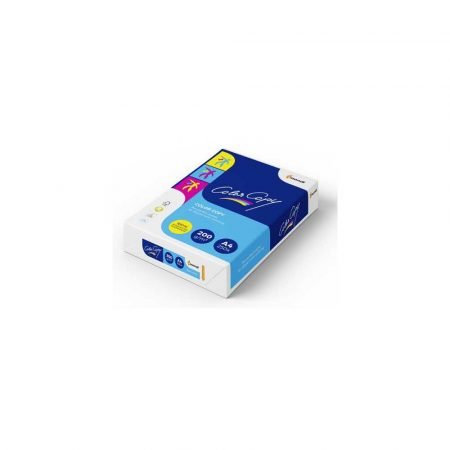 akcesoria biurowe 1 alibiuro.pl A4 COLOR COPY 200g 250 ark Papier satynowany 64