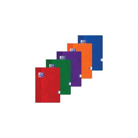 akcesoria biurowe 1 alibiuro.pl A5 60 kartek zeszyt w linię ESSE w oprawie broszurowej OXFORD 100302239 56