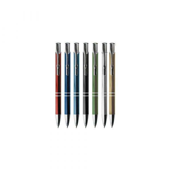 akcesoria biurowe 1 alibiuro.pl Długopis BENETA A02.2238 A131 zielony 16