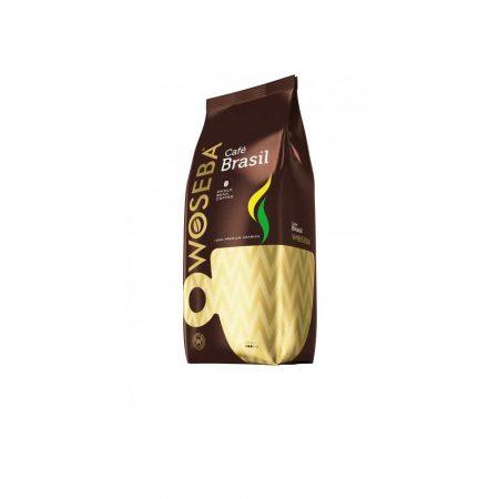 akcesoria biurowe 1 alibiuro.pl Kawa ziarnista Cafe Brasil 500g Woseba 66