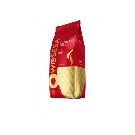 akcesoria biurowe 1 alibiuro.pl Kawa ziarnista Crema Gold 1 kg Woseba 8