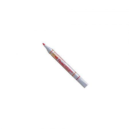 akcesoria biurowe 1 alibiuro.pl MW85 Marker suchościeralny Pentel czerwony 31