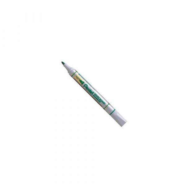 akcesoria biurowe 1 alibiuro.pl MW85 Marker suchościeralny Pentel zielony 0