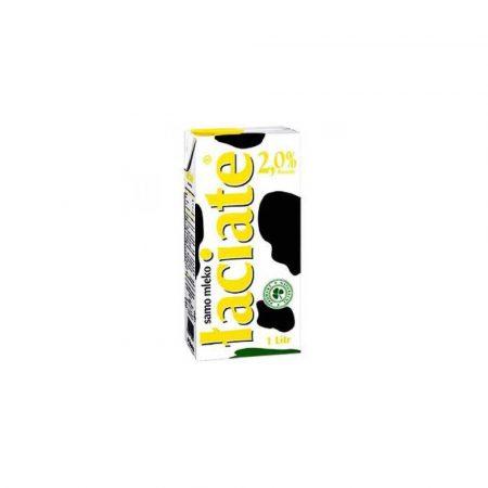 akcesoria biurowe 1 alibiuro.pl Mleko Łaciate UHT 2 1L 1szt 79