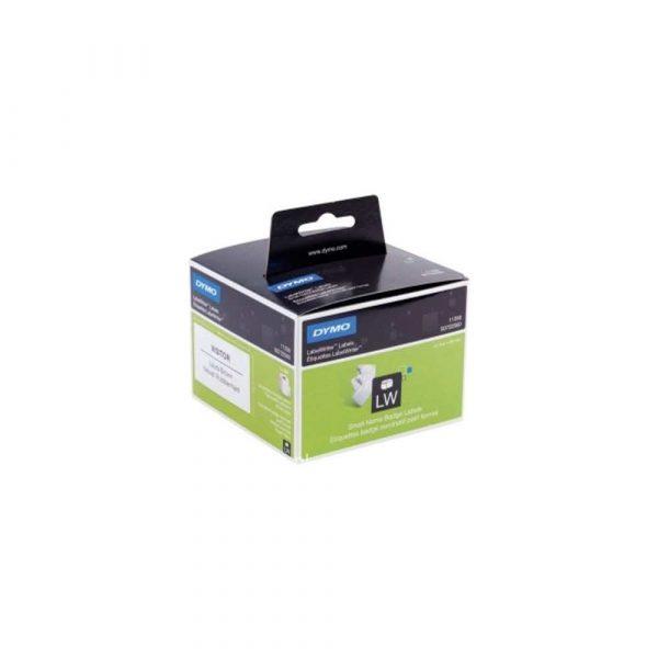 akcesoria biurowe 1 alibiuro.pl S0722560 Etykiety Dymo na identyfikator imienny 89 x 41 mm 11356 42