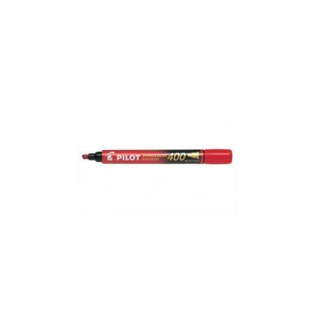 akcesoria biurowe 1 alibiuro.pl SCA 400 Marker ścięty Permanent Pilot czerwony 97