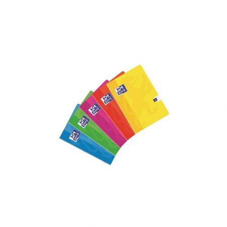 akcesoria biurowe 1 alibiuro.pl Zeszyt A5 60 kartki w kratkę Soft Touch Oxford 400074876 4