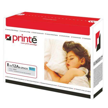 akcesoria biurowe 3 alibiuro.pl Printe toner TH12AN 2PACK HP Q2612A Printe TH12AN 2PACK FCPPRTH12A4 3