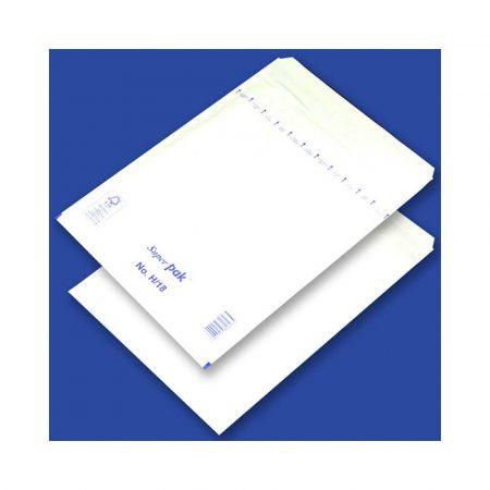 akcesoria biurowe 4 alibiuro.pl Koperty samoklejące z folią bąbelkową OFFICE PRODUCTS HK H18 270x360mm 290x370mm 100szt. białe 6