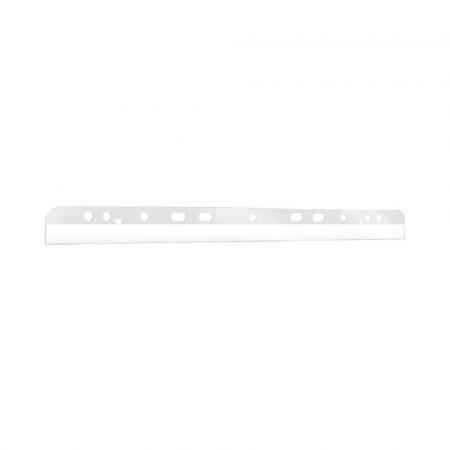 akcesoria biurowe 4 alibiuro.pl Listwa samoprzylepna Q CONNECT do archiwizacji A4 295mm 10szt. transpatrentna 28