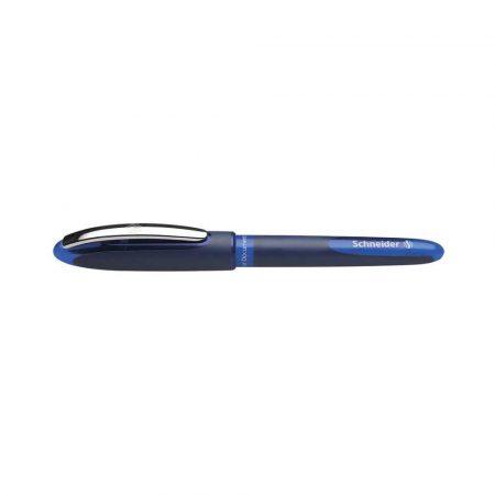akcesoria biurowe 4 alibiuro.pl Pióro kulkowe SCHNEIDER One Business 0 6 mm niebieski 19