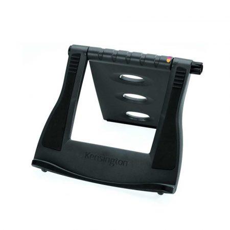 akcesoria biurowe 4 alibiuro.pl Podstawka chłodząca pod laptopa KENSINGTON SmartFit Easy Riser do 17 Inch czarna 80