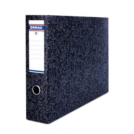 akcesoria biurowe 4 alibiuro.pl Segregator DONAU Recycling kartonowy A3 70mm szary 3