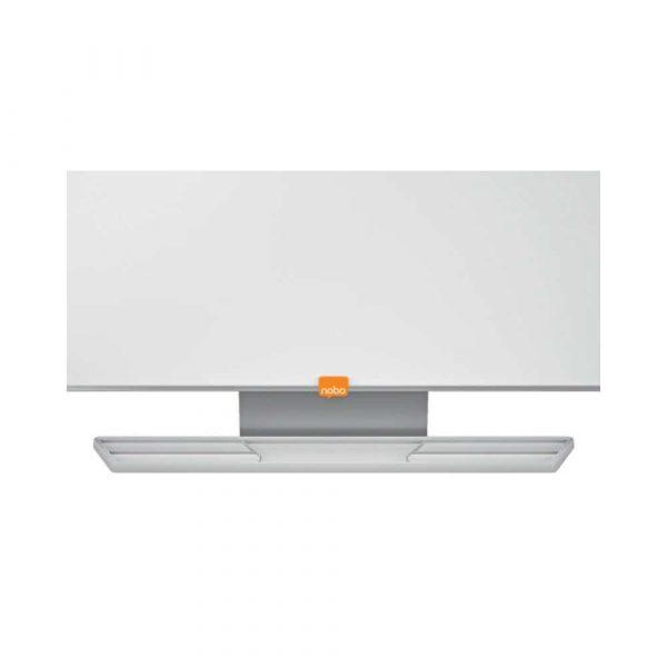 akcesoria biurowe 4 alibiuro.pl Tablica suchoś. magn. NOBO Nano Clean 90x51cm panoramiczna 40 Inch stal lakierowana rama aluminiowa 35