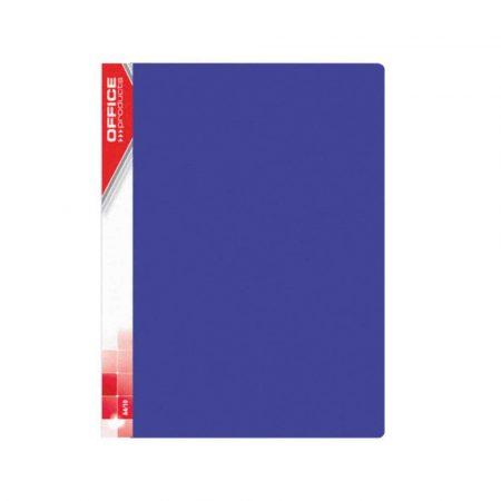 akcesoria biurowe 4 alibiuro.pl Teczka ofertowa OFFICE PRODUCTS PP A4 520mikr. 10 koszulek niebieska 32