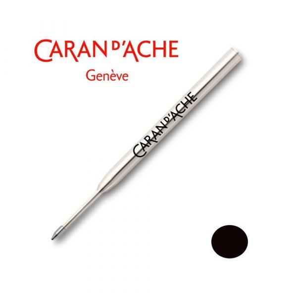 akcesoria biurowe 4 alibiuro.pl Wkład CARAN D Inch ACHE Goliath do długopisu 849 M czarny 37
