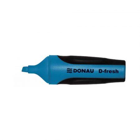akcesoria biurowe 4 alibiuro.pl Zakreślacz fluorescencyjny DONAU D Fresh 2 5mm linia niebieski 59