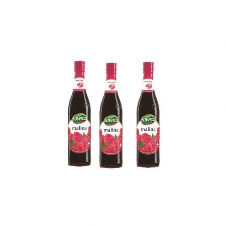 artykuły biurowe 1 alibiuro.pl Łowicz Syrop owocowy Malina 400ml 44