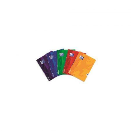 artykuły biurowe 1 alibiuro.pl A4 60 kartek zeszyt w kratkę OPENFLEX OXFORD 100302225 95