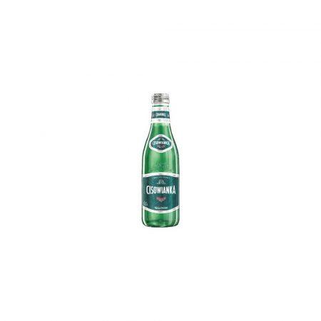 artykuły biurowe 1 alibiuro.pl Cisowianka woda niegazowana Classique 300 ml 24 szt. butelka szklana 63