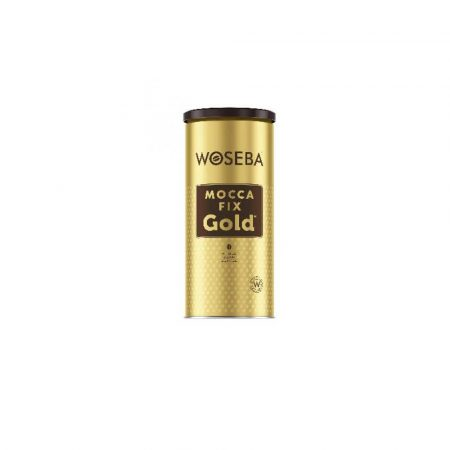 artykuły biurowe 1 alibiuro.pl Kawa ziarnista Mocca Fix Gold 500g Woseba puszka 4