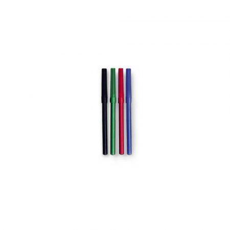 artykuły biurowe 1 alibiuro.pl Pisak Colorito cienki 2 mm 539 Fibracolor czarny 46