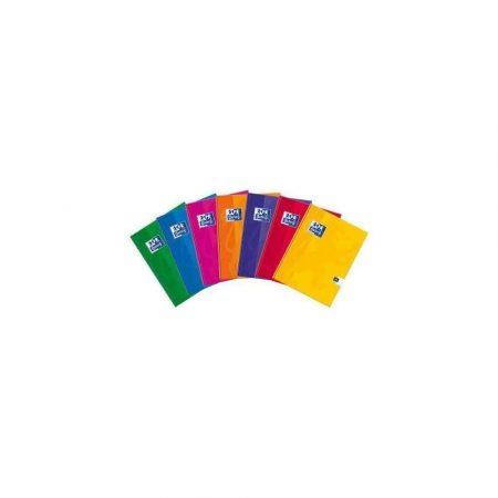 artykuły biurowe 1 alibiuro.pl Zeszyt A4 60 kartki kratka Soft Touch Oxford 400074878 18