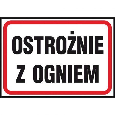 artykuły biurowe 2 alibiuro.pl ZNAK BEZPIECZEŃSTWA Z 43P PT 250x350 38
