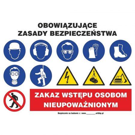 artykuły biurowe 2 alibiuro.pl ZNAK BEZPIECZEŃSTWA Z ZB1 P 700x500 36