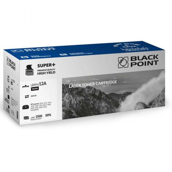 artykuły biurowe 3 alibiuro.pl LBPPH12A Toner BP S HP Q2612A BlackPoint LBPPH12A BLH1010BCBW 42