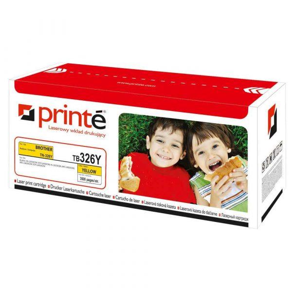 artykuły biurowe 3 alibiuro.pl Printe toner TB326Y Brother TN 326Y Printe TB326Y FCPPRTB326Y 90