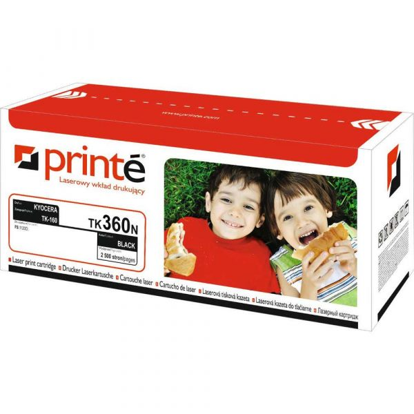 artykuły biurowe 3 alibiuro.pl Printe toner TK360N Kyocera TK 360 Printe TK360N FCPPRTK360N 63