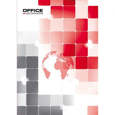 artykuły biurowe 4 alibiuro.pl Brulion OFFICE PRODUCTS A4 w kratkę 96 kart. 70gsm 40