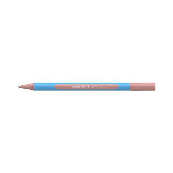 artykuły biurowe 4 alibiuro.pl Długopis SCHNEIDER Slider Edge Pastel XB jasnobrązowy 22