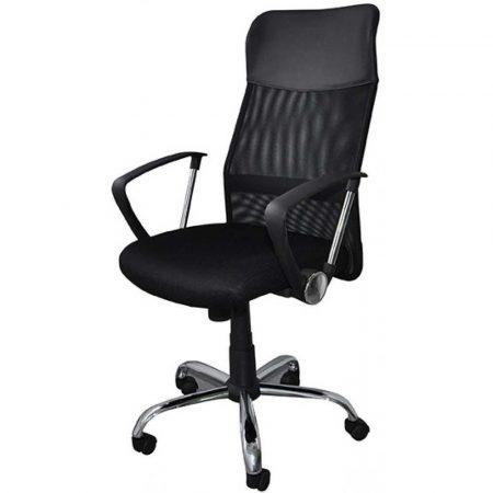 artykuły biurowe 4 alibiuro.pl Fotel biurowy OFFICE PRODUCTS Corfu czarny 0