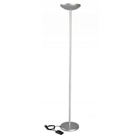artykuły biurowe 4 alibiuro.pl Halogenowa lampa podłogowa MAULsky 230W ze ściemniaczem srebrna 15