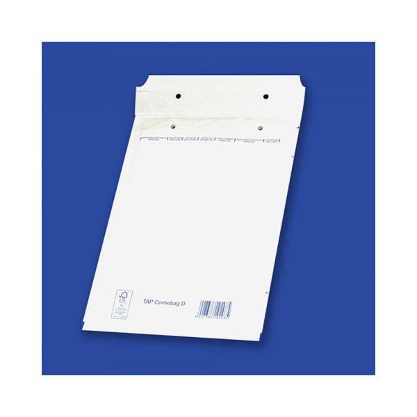 artykuły biurowe 4 alibiuro.pl Koperty samoklejące z folią bąbelkową OFFICE PRODUCTS HK D14 180x265mm 200x275mm 5szt. białe 0