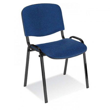 artykuły biurowe 4 alibiuro.pl Krzesło konferencyjne OFFICE PRODUCTS Kos Premium niebieskie 64
