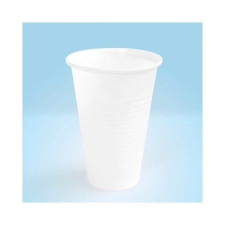 artykuły biurowe 4 alibiuro.pl Kubek plastikowy OFFICE PRODUCTS termiczny 200ml 100 szt. biały 93