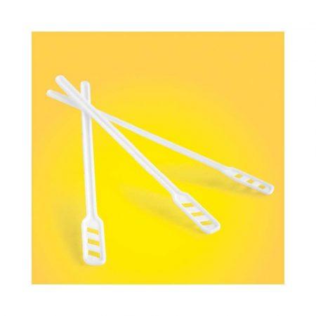 artykuły biurowe 4 alibiuro.pl Mieszadełko plastikowe OFFICE PRODUCTS 14cm 500 szt. białe 66