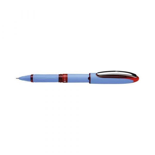 artykuły biurowe 4 alibiuro.pl Pióro kulkowe SCHNEIDER One Hybrid N 0 3 mm czerwony 98