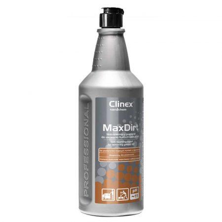 artykuły biurowe 4 alibiuro.pl Preparat CLINEX 4 Max Dirt 1L do usuwania tłustych zabrudzeń 18