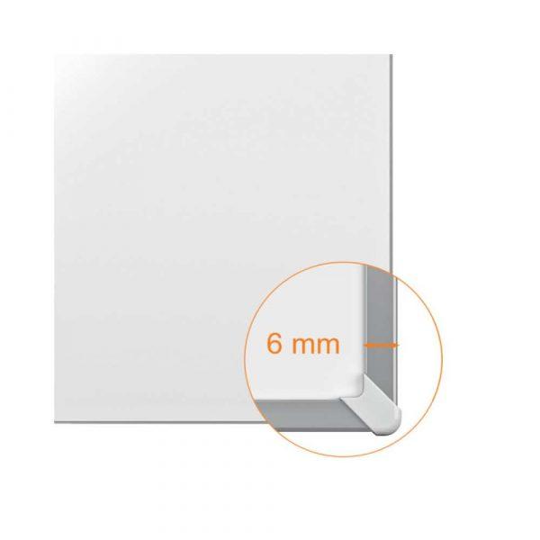 artykuły biurowe 4 alibiuro.pl Tablica suchoś. magn. NOBO Nano Clean 72x41cm panoramiczna 32 Inch stal lakierowana rama aluminiowa 24