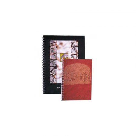 artykuły papiernicze 1 alibiuro.pl A4 160 kartek kołozeszyt twarda oprawa 43