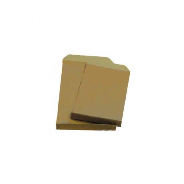 artykuły papiernicze 1 alibiuro.pl Koperta przestrzenna RBD C4 HK brąz 230x324x40 86