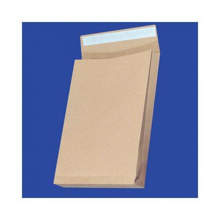 artykuły papiernicze 4 alibiuro.pl Koperty RBD z taśmą silikonową OFFICE PRODUCTS HK B4 250x353mm 130gsm 25szt. brązowe 42
